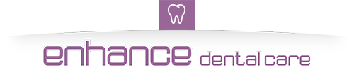 enhance dental care Logo